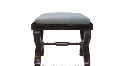 Regency Cross Stools