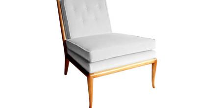 T.H Mid-Century Modern Lounge Chair