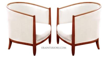 Lounge chairs era interiors - Deco lounge oud en modern ...