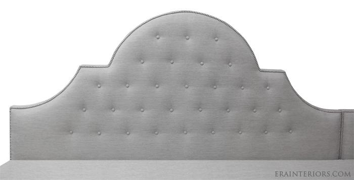 custom upholstered banquette