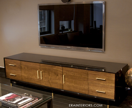 Living Room Cabinets on Home     Services     Custom Lacquer Furniture