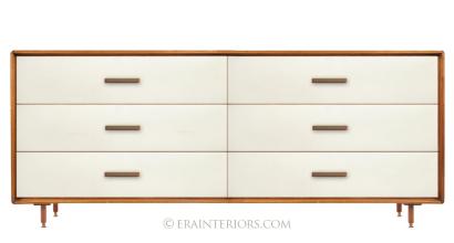 Mid-Century Modern Double Dresser