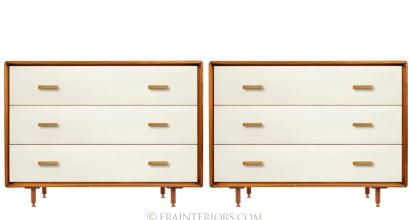 Mid-Century Modern Single Dresser