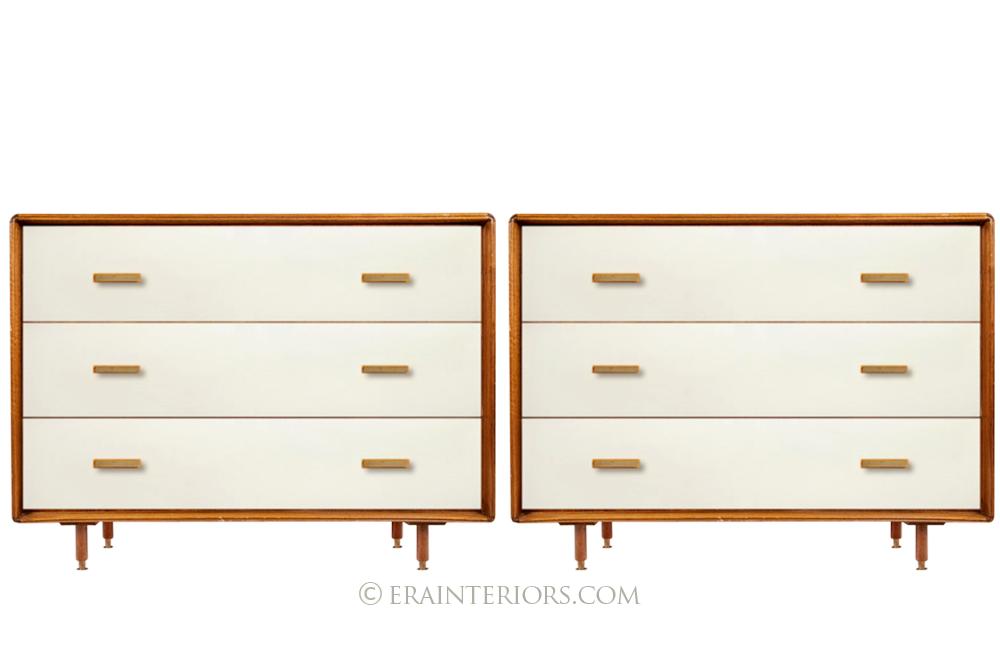 Mid Century Modern Single Dresser