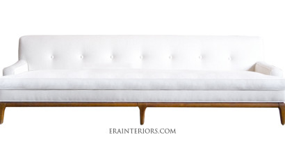 T.H. Robsjohn Gibbings Sofa by ERA Interiors
