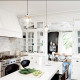 Long Island Residence - classic white kitchen
